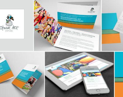Otmar Alt Stiftung – Corporate Design Relaunch