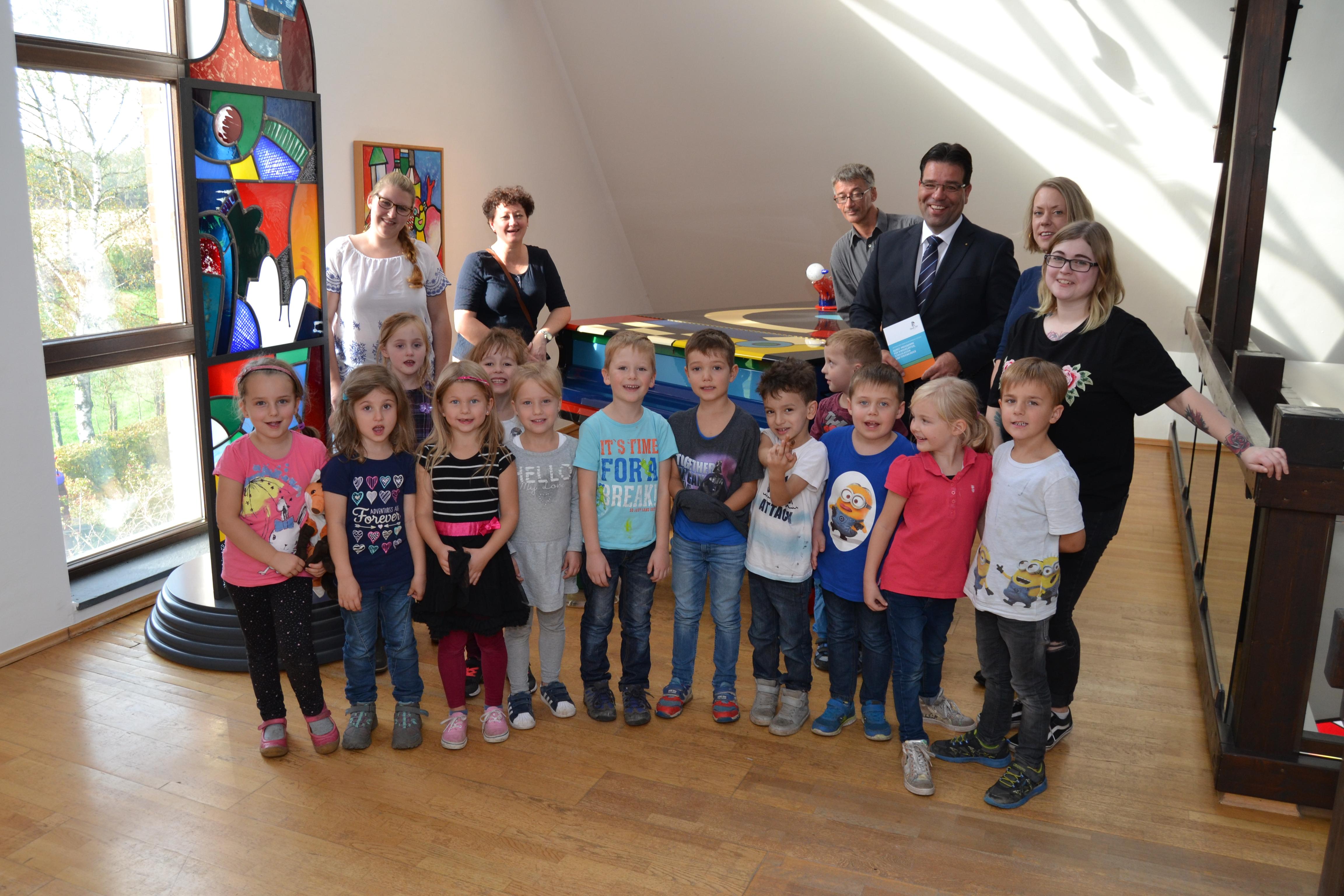 Spende für Kinder-Programme